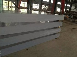 Panel taflen acrylig trwchus clir 80mm