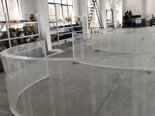 taflen acrylig clir a thrylwyr clir acrylig yn rhad